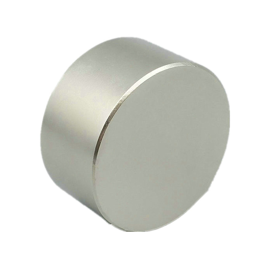 1pc Strong NdFeB Round Magnet about Diameter 40x20 mm N42 Neodymium Disc Permanent Magnet NiCuNi Plated Axially Magnetized 1 pack dia 6x3 mm jelwery magnet ndfeb disc magnet neodymium permanent magnets grade n35 nicuni plated axially magnetized