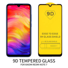 WDASNZSE for Xiaomi Redmi Note 7 7 Pro Tempered Glass Film 9H Screen Protector Protective Full Cover for Touch Screen Protection $ a for 7 inch protective film touch for digma plane 7 12 3g ps7012pg tablet touch screen digitizer glass