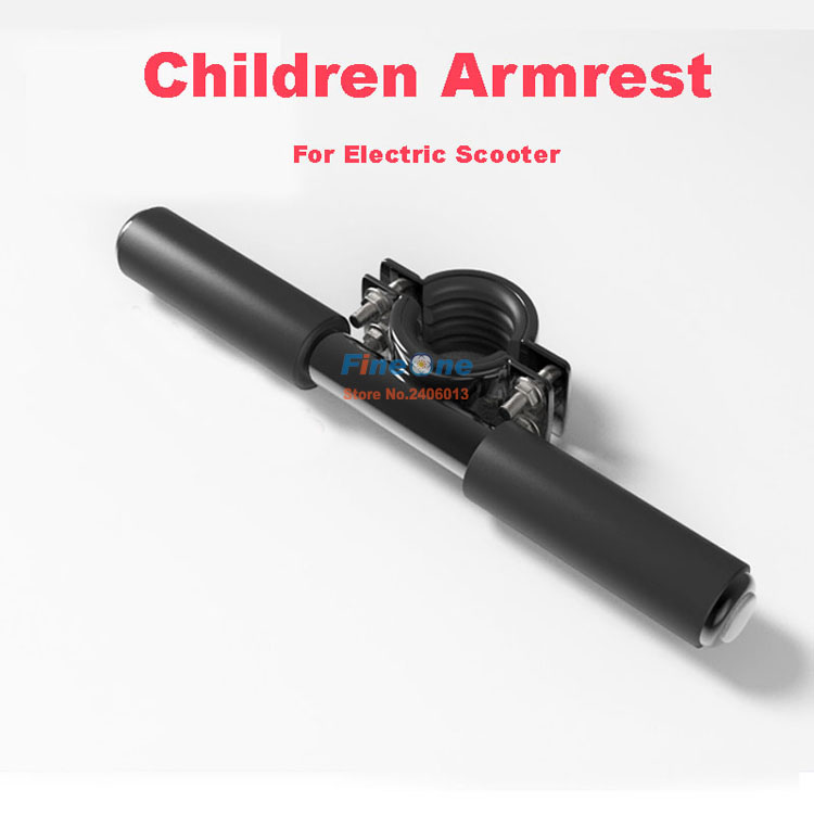 Aluminum Electric Scooter Handlebar Child Armrest for  Mijia M365
