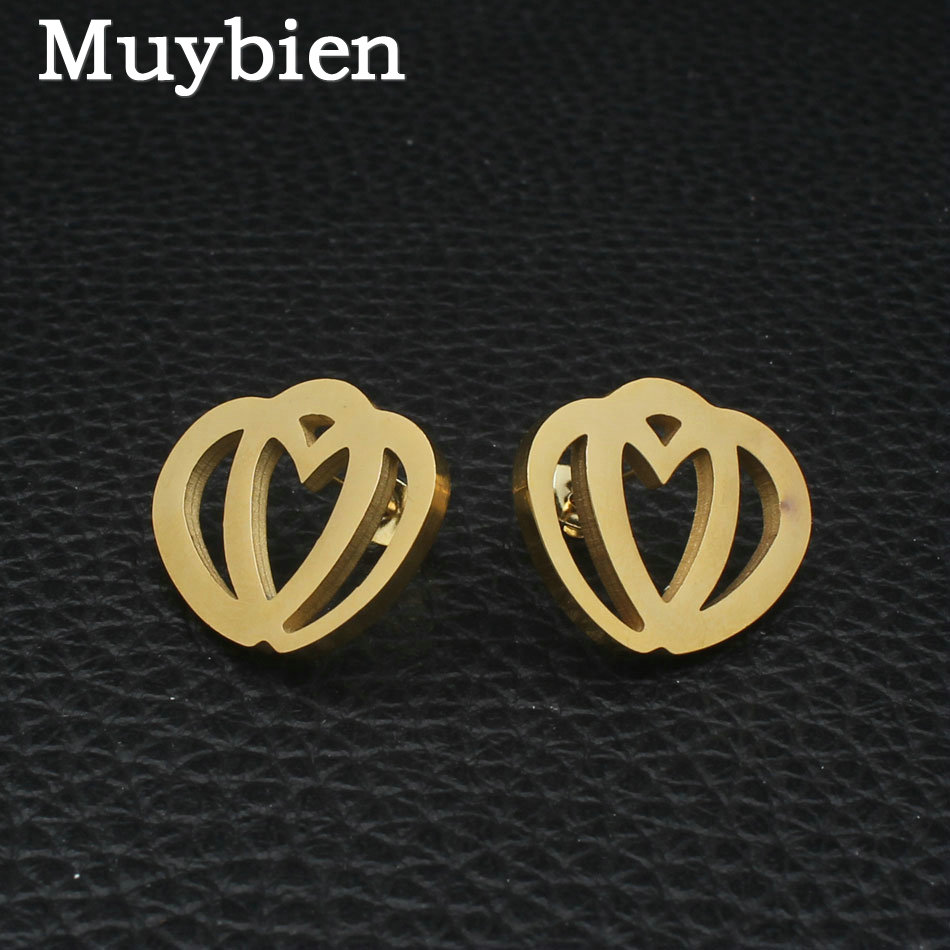 La más nueva joyería del corazón de la manera del acero inoxidable - Bisutería - foto 5