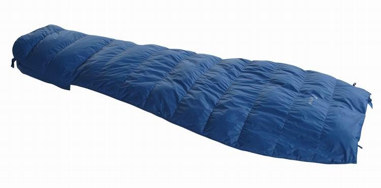 Only 480 grams Half with foot sleeping bag Lightweight Esmay warm down sleeping bag liner bottom