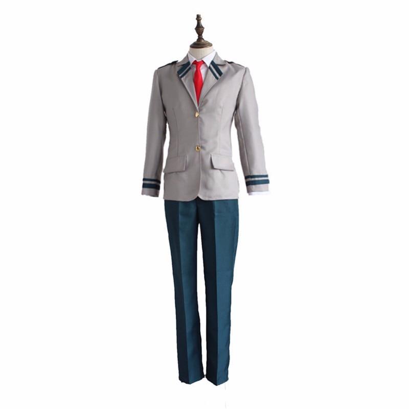 Image 4 - Anime Boku no Hero Academia OCHACO URARAKA Midoriya Izuku Cosplay My Hero Academia Cosplay Costume School Uniform Sportswear-in Anime Costumes from Novelty & Special Use