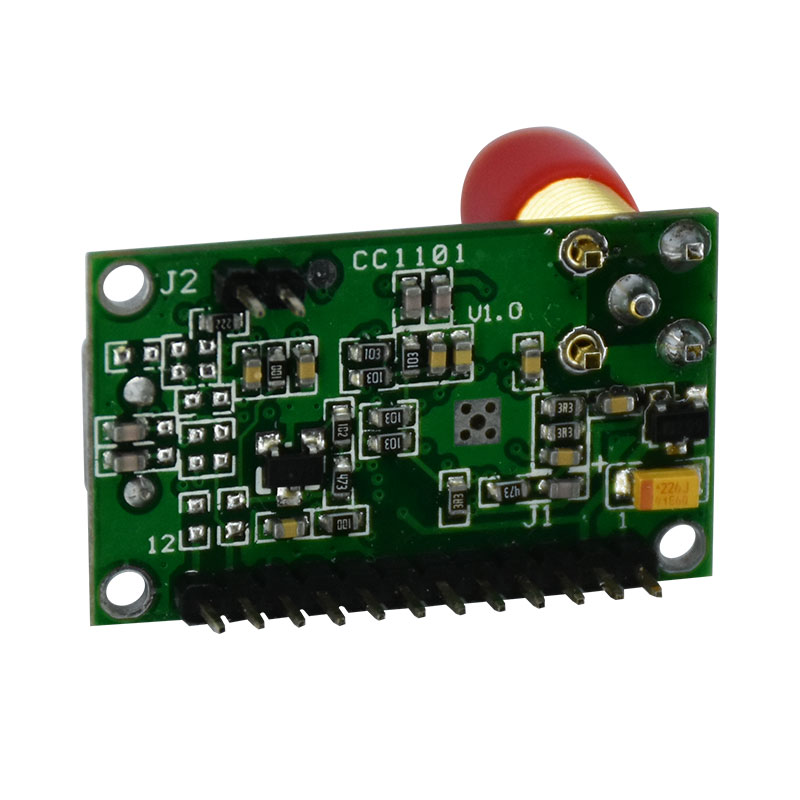Image 4 - 38400bps wireless 868 mhz receiver ttl rs232 uart wireless rs485 transceiver rf 433mhz transmitter module for data transmission-in Fixed Wireless Terminals from Cellphones & Telecommunications