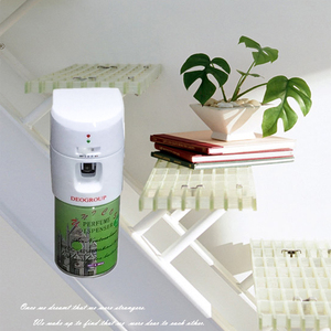 X-1106 ABS plastic wall mounted hotel home Fragrant air freshener machine aerosol spray perfume dispenser automatic air clean