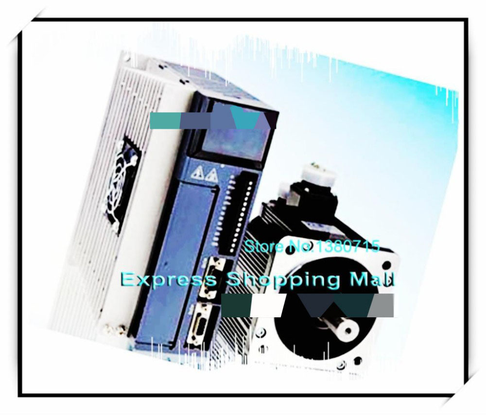 цена на MS-130ST-M10015B-21P5+DS3-21P5-PQA 220v 130mm 1.5kw 10nm 1500rpm 2500ppr AC servo motor&drive kit& cable