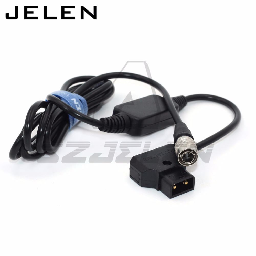12V D TAP to Hirose 4pin for Sound Devices 688 power cable    zoom f8/f4 power cable   Adjust the voltage to 12V|Connectors| |  - title=