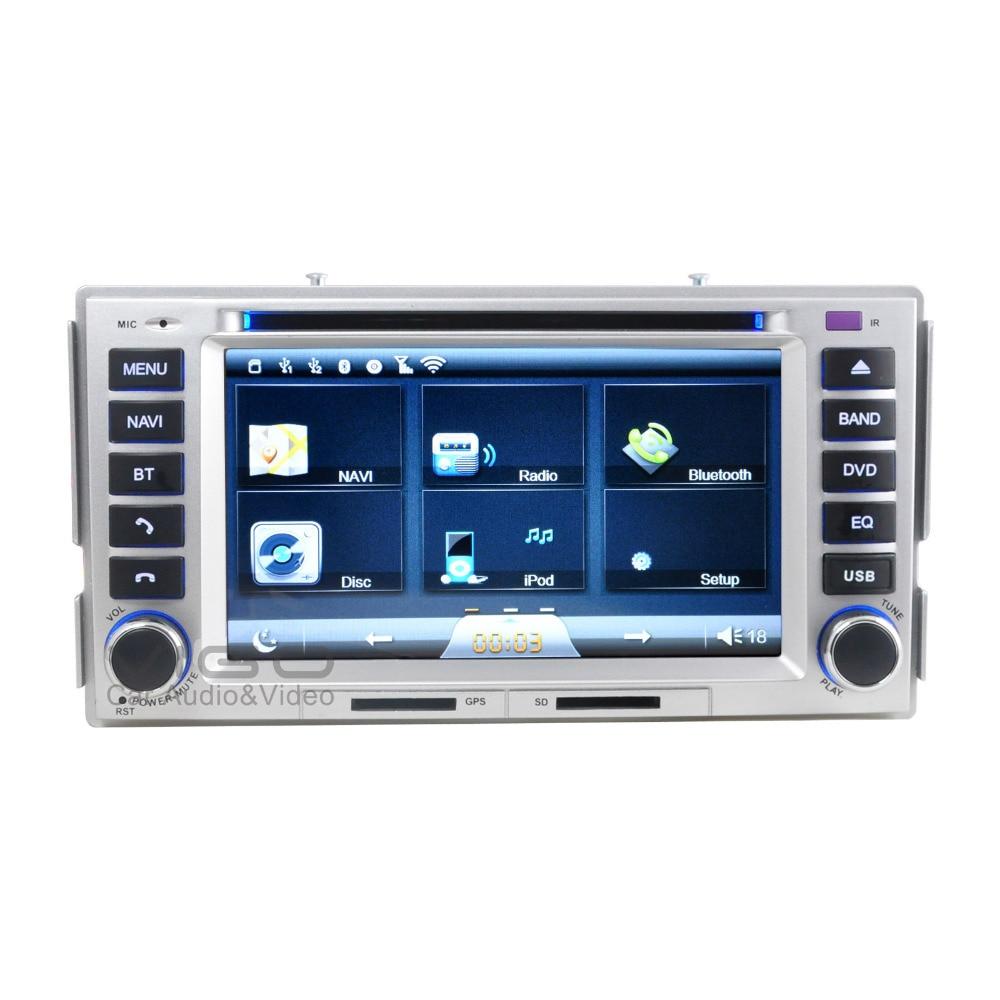 auto stereo gps navigation for hyundai santa fe 2006 2012. Black Bedroom Furniture Sets. Home Design Ideas