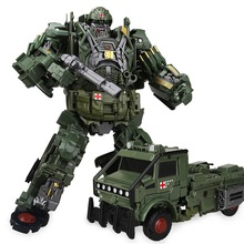 transformation 5 Toys Robot Car Action Figure Galvatron Hound Drift Crosshairs Brinquedos Kids Gifts