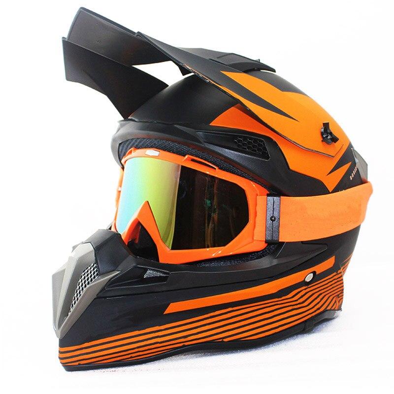 Motocross Helmet Men Off Road Rally Racing Motorcycle Helmets Men Dirt Bike DH ATV MTB Motorbike Motorcycle Helmet