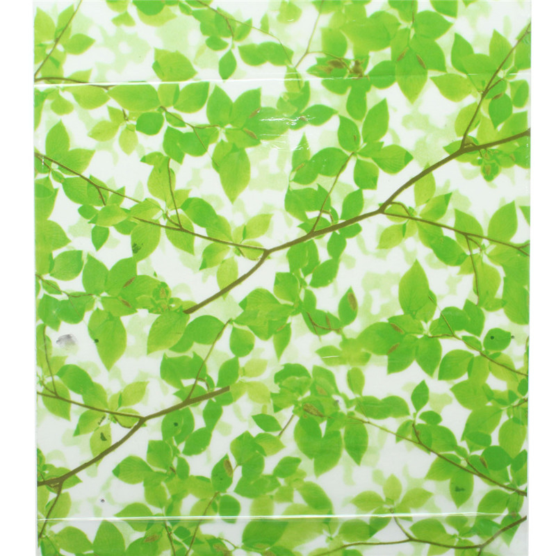 Green Leaves Window Film 3
