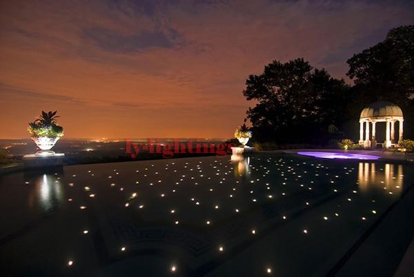 DIY optic fiber light kit led light +200pcs fibres color schange wireless control star ceiling light flash/jump/fade modes