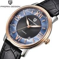Ladies Fashion Quartz Watch Women Casual Leather Dress Women S Watch Roman Scale Female Clock Reloje