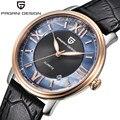 Pagani Design Fashion Women Watches Ladies Quartz Watch Leather Dress Women's Watch Female Clock reloje mujer 2016 montre femme