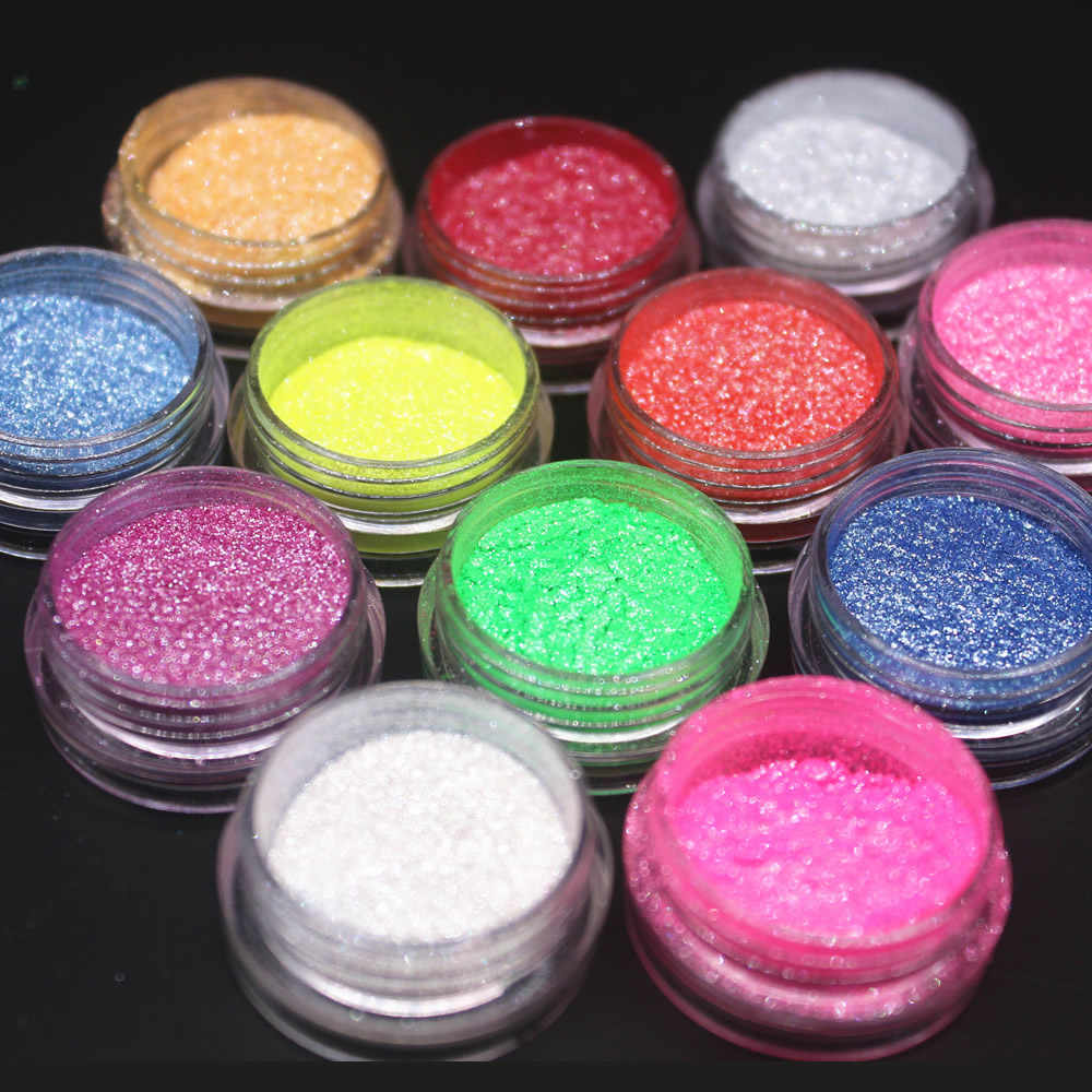12 Color Beauty Glitter Eyeshadow Powder Pigment Mineral Spangle Makeup Cosmetic Set Long-lasting Hot Cute Liner Combination