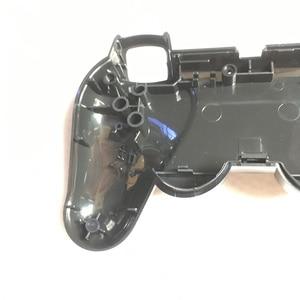Image 5 - 20 مجموعات/وحدة الساخن استبدال الإسكان غطاء ل PS3 الأصلي سماعة لاسلكية تعمل بالبلوتوث ستة محور تحكم قذيفة