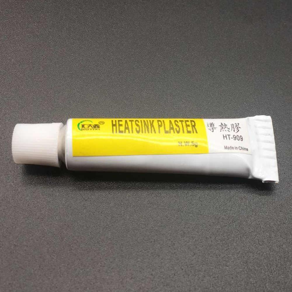 5g podkładki termiczne przewodzący radiator tynk lepki klej samoprzylepny do chipa VGA RAM LED IC cooler chłodzenie chłodnicy