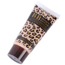 Alta calidad cara cuidado de la piel cubierta Natural hidratante para blanquear Primer BB crema