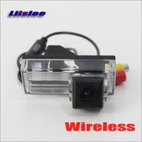 Auto Car Parts For TOYOTA Land Cruiser LC 100 LC100 J100 1998 2007 Wireless Rear View