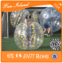 Free Shipping Human Bubble Ball For Adult, Soccer Bubble Ball,Inflatable Bubble Football,Air Bumper Ball Body Zorb Ball