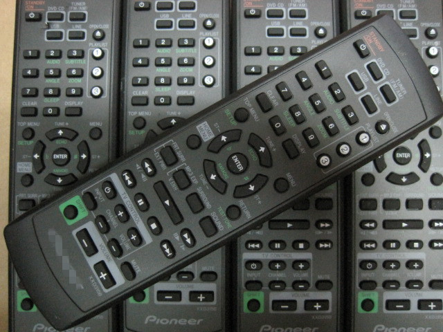 XXD3158 Original Remote Control For PIONEER XV-DV272 XV-DV270 DVD Player original new vnp1713 for pioneer dvd laser lens vnp1713 a vxx2653 vxx2658 dv s5d s6d s10a