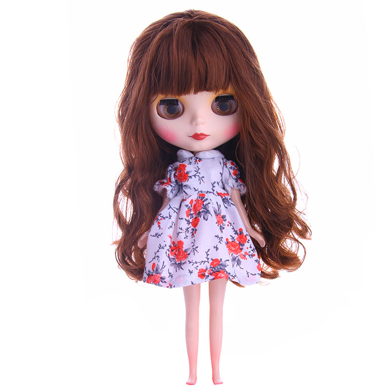 lovely Dress For Blyth Doll Clothes Christmas Gift toy dress for blyth doll 1/6 30cm doll