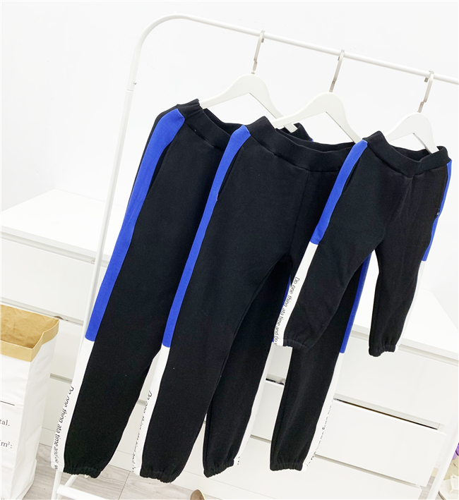 2019 New Family Matching Pants Mama Women Baby Matching Clothes Winter Add Fur Trousers Thickening Mother and Daughter Clothes 11