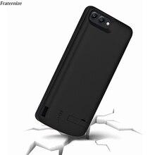 Batterie Ladegerät Fall für Huawei Ehre 9 V10 V9 Externe Lade Fall Backup Power Bank Batterie Ladegerät Stand Halten Zurück abdeckung