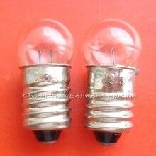 Миниатюрная лампочка 1,5 v 0.3a e10 A603 хорошее 10 шт