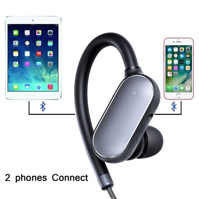 With Mic Sports Wireless Earbuds Bluetooth 4.1 Waterproof Xiaomi Original Xiaomi Mi Bluetooth Earphone Headset