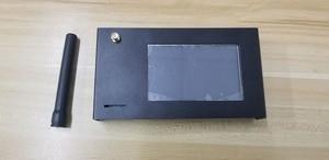 Image 5 - Fini 2019 V1.7 MMDVM Hotspot + framboise pi zéro W + 3.2 pouces LCD + antenne + 16G carte SD + boîtier en métal P25 DMR YSF