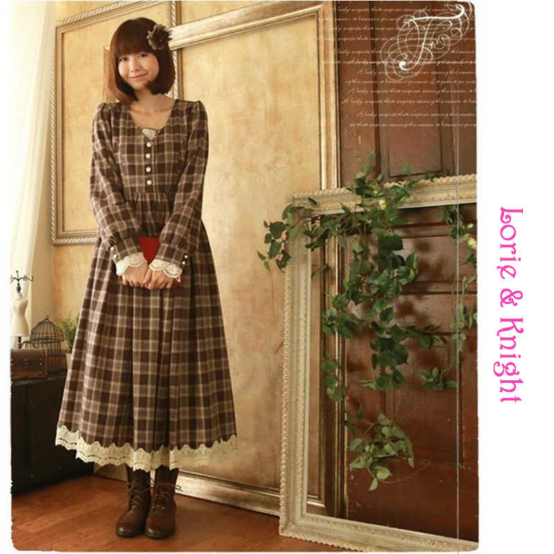 1fc0ec11fcf75 Detail Feedback Questions about Japanese Style Mori Girl Woolen ...