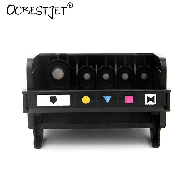 CN642A 178 Printhead 5-Slot For HP B8550 C6324 C6340 5520 7510 C311a C309a/g/n C310a/b/c C510a C410 D5445 Printer Nozzel
