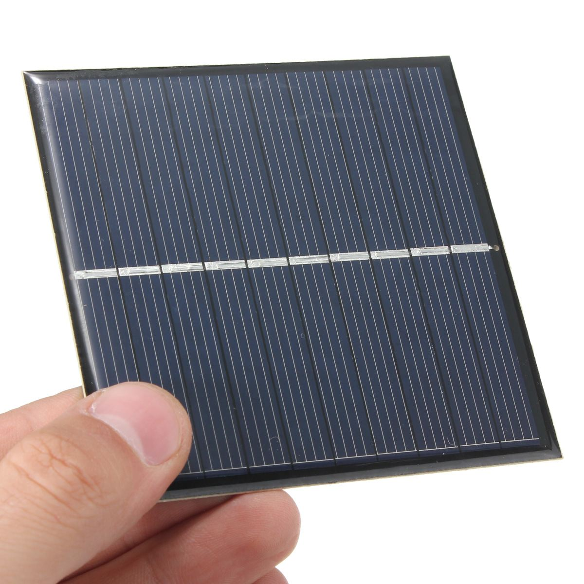 LEORY 5V 0.87W Solar Panel DIY Battery Charger Power Bank Polycrystalline Silicon 84*84*3.0mm MINI Solar Cell For System Supply