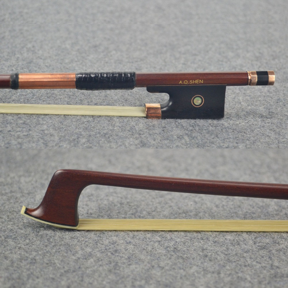 10K GOLD Top Hard Old Pernambuco MASTER Violin Bow! 4/4 Full Size, Top Quality Pernambuco, Great Violin Part, Violin Accessories