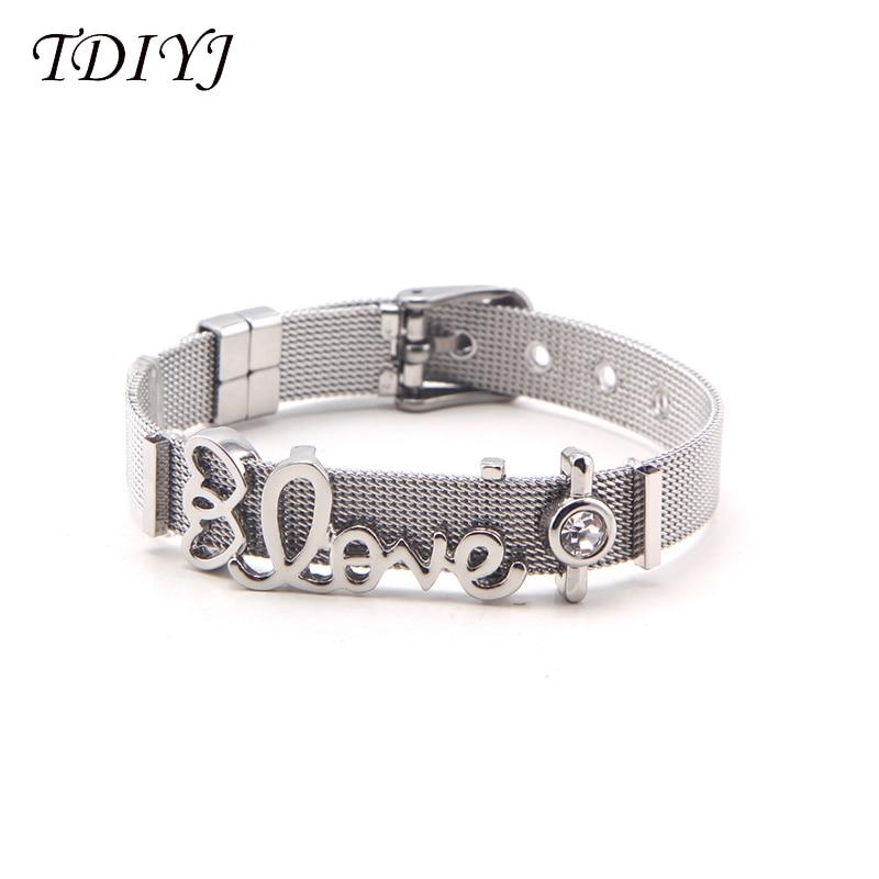 Купить набор браслетов tdiyj keeper серия love сетчатый браслет из
