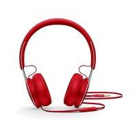 Beats by Dr. Dre Beats EP, Alambrico, Diadema, Binaural, Supraaural, Rojo