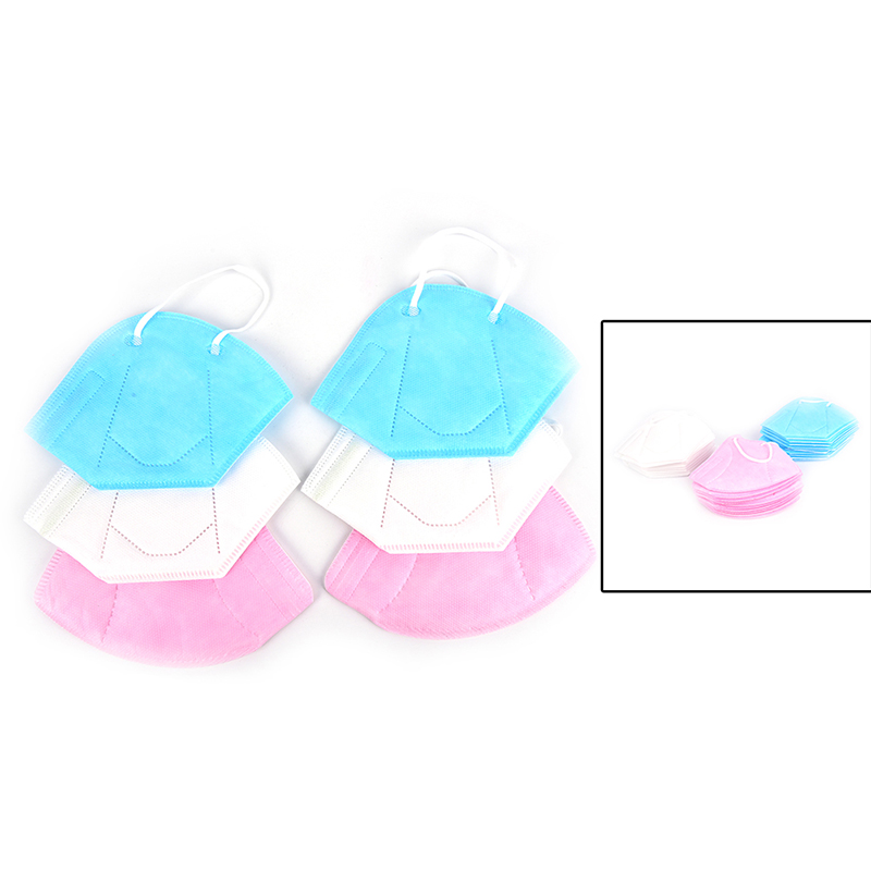 10pcs Disposable Dust Face Mask Mouth Antidust Filter Medical Safety Respirator