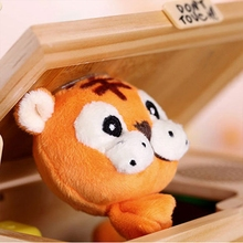 Useless Box Cute Tiger Funny Toy Gift for Kids