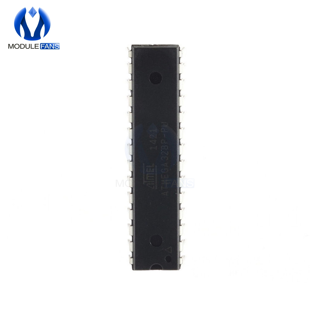 Details about  /10PCS Original ATMEGA328P-PU DIP-28 8-Bit Microcontroller IC For Arduino UNO R3