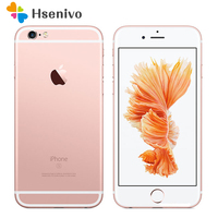 Free Shipping Original Unlocked Apple IPhone 6S 2GB RAM 16 64 128GB ROM Dual Core 4