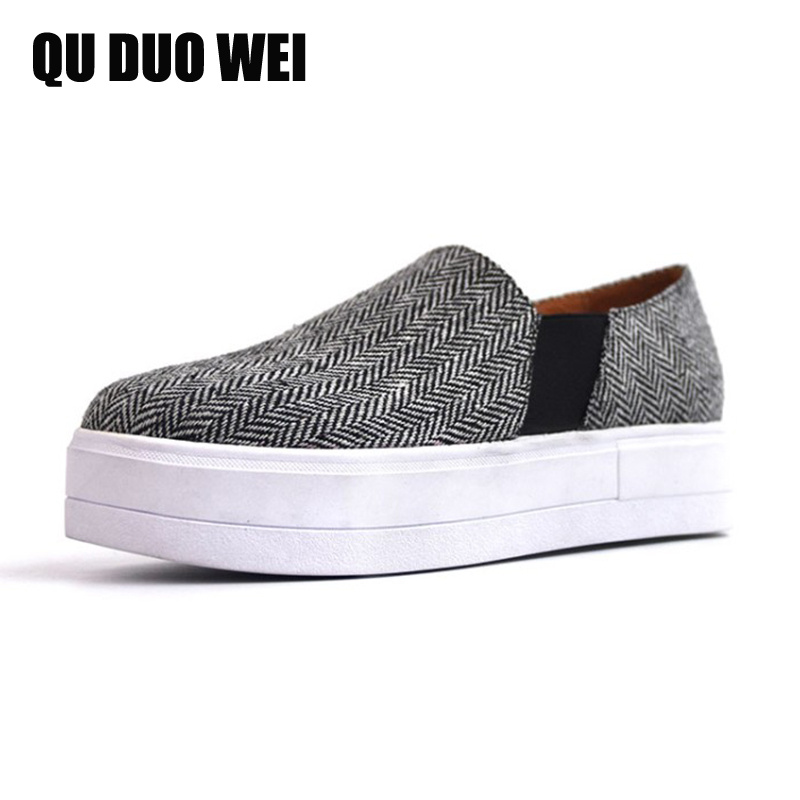 2018 New Spring Women Sneakers Mocassins Slip On Breathable Canvas Shoes Woman Fashion Loafers Gary Shoes Outdoor Casual Flats spring and autumn new star models with the same paragraph casual women s shoes hot fashion joker shoes breathable canvas shoes