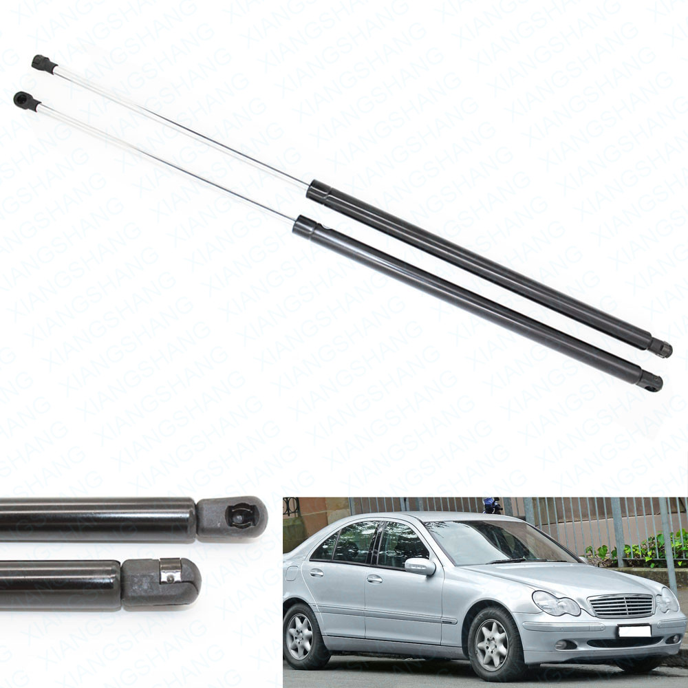 Mercedes Benz C240 Price: 2pcs Tailgate Liftgate Lift Support Gas Struts For