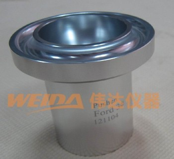 PS1021 Ford Cup Ford Cup 4 Cup 1-5 Ford Viscosity Cup Authorized by Shanghai Pushen