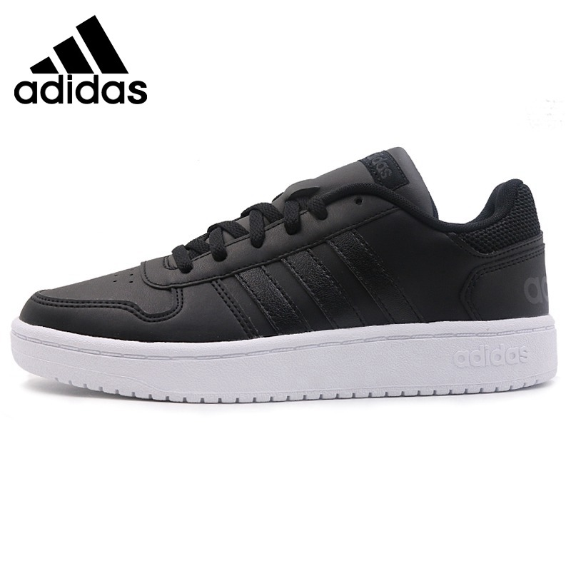 Original New Arrival 2018 Adidas NEO Label HOOPS 2 Women's  Skateboarding Shoes Sneakers
