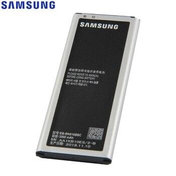 028e7124777 Original de reemplazo de la batería de Samsung para Galaxy NOTE4 N9100  N9106W N9108V N9109V Nota 4 con NFC EB-BN916BBC 3000 mAh