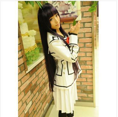 Anime Vampire Knight Cosplay Kostuum Kuran Yuki Cross - Carnavalskostuums - Foto 3