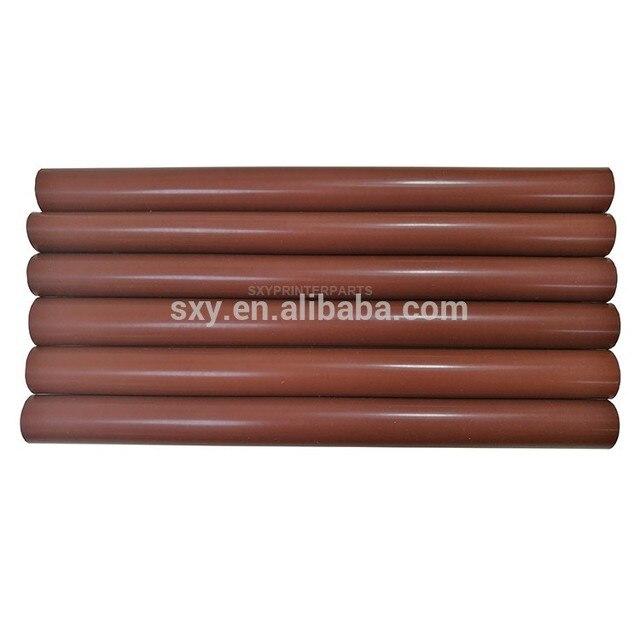 Grand Stock japon matériel couleur rouge clair Fuser Film manches pour HP couleur LaserJet 1600 2600 2605 imprimante pièces de rechange