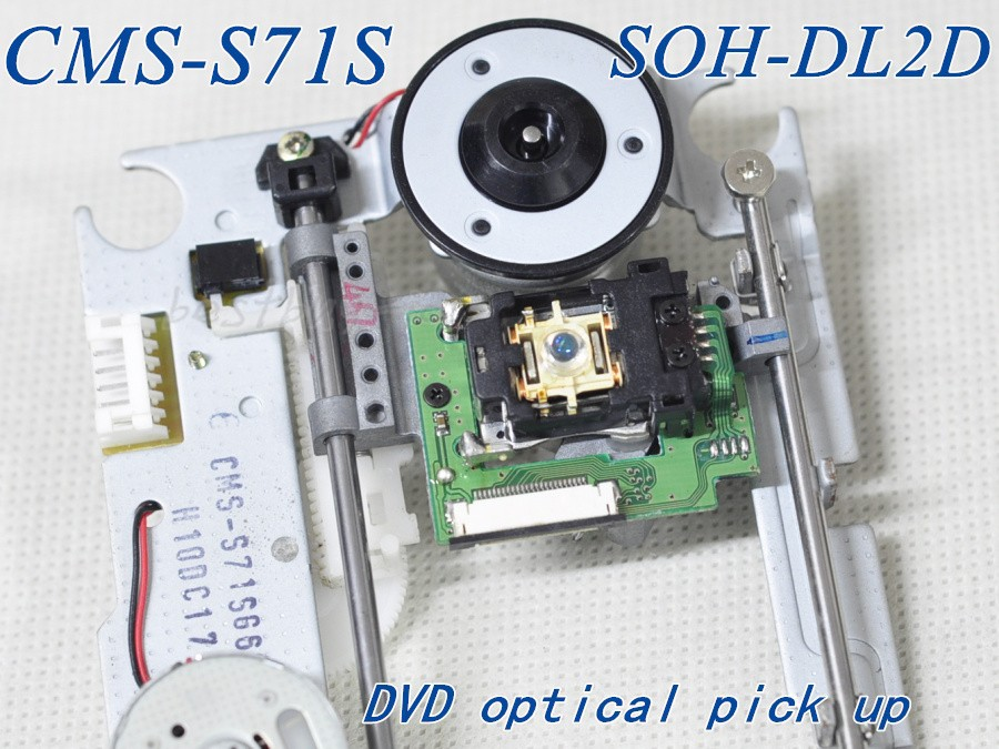 Optical pick up CMS-S71 (DL2D) for DVD Laser Lens Pickups SOH-ADL2D