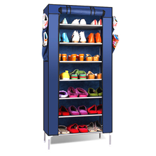 Bar Le a single row of simple multi-layer non-woven dust shoe storage combination entrance Specials
