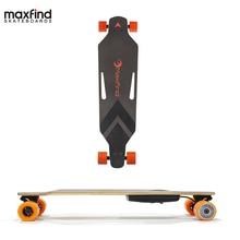 Maxfound pas cher quatre roues RC planche à roulettes électrique Longboard avec moteur unique en grande vente